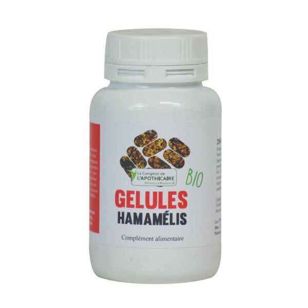 Comptoir de l Apothicaire Le Comptoir de l'Apothicaire Hamamelis Bio 200 gélules