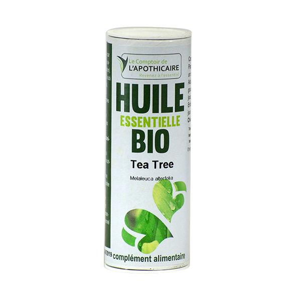Le Comptoir de l'Apothicaire Huile Essentielle Tea Tree Bio 10ml