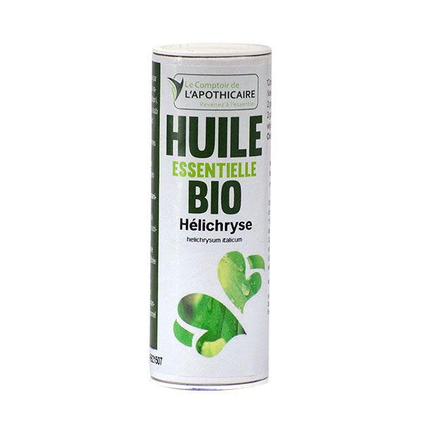 Le Comptoir de l'Apothicaire Huile Essentielle Helichryse Bio 2ml