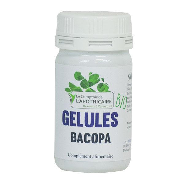 Le Comptoir de l'Apothicaire Bacopa Bio 90 gélules