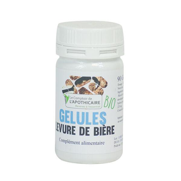 Comptoir de l Apothicaire Le Comptoir de l'Apothicaire Levure de Bière Bio 90 gélules