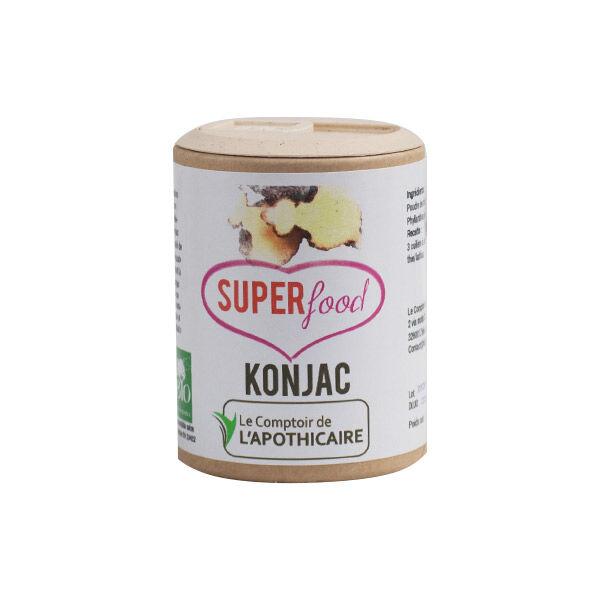 Le Comptoir de l'Apothicaire Konjac Bio 100g