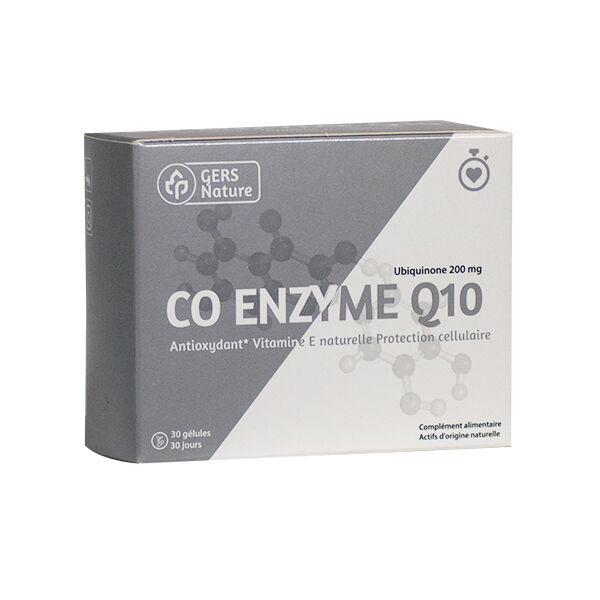 Comptoir de l Apothicaire Gers Nature Co Enzyme Q10 30 gélules