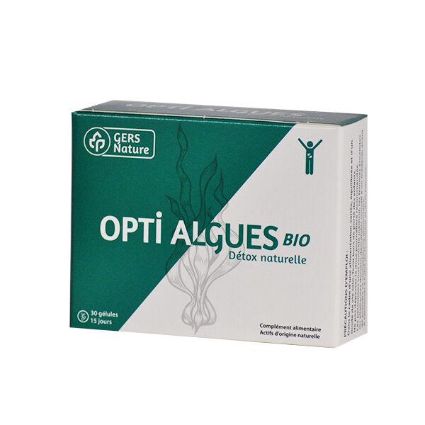 Comptoir de l Apothicaire Gers Nature Opti Algues Bio 30 gélules