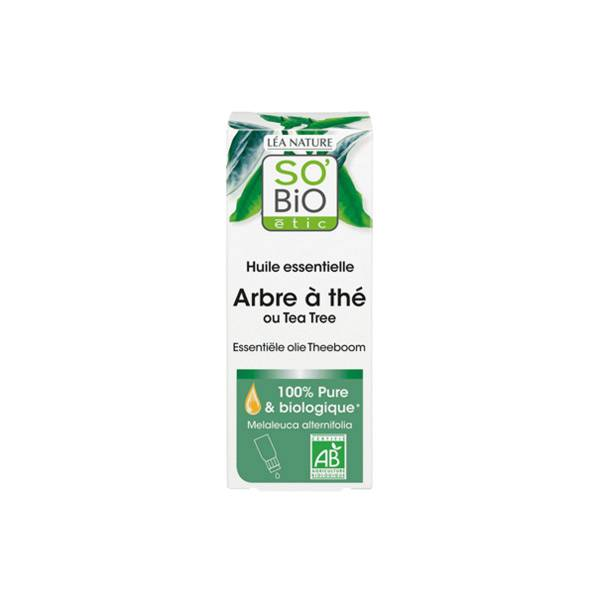 So Bio Etic Huile Essentielle Arbre à Thé Biologique 15ml