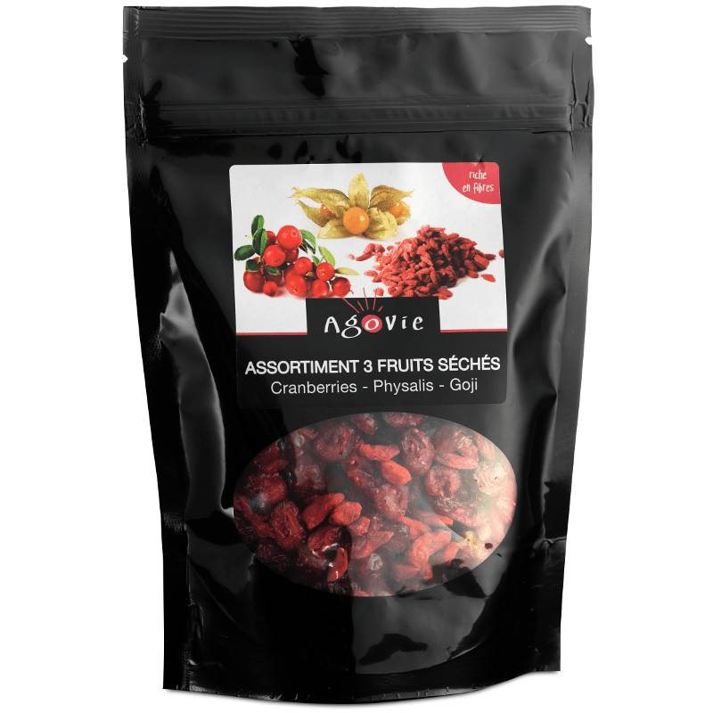 Agovie Mélange Goji Cranberry Physalis  250g