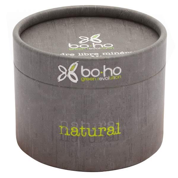 Boho Green Make-Up Teint Poudre Libre Minérale Bio N°04 Jaune Translucide 10g