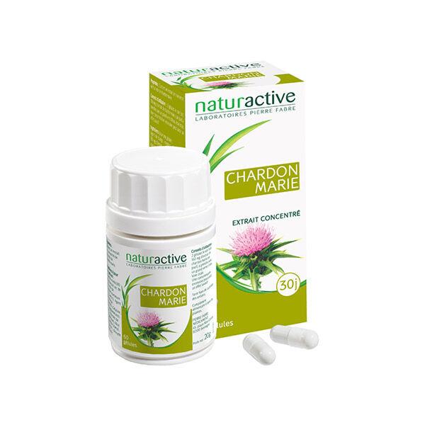 Naturactive Chardon Marie 60 gélules