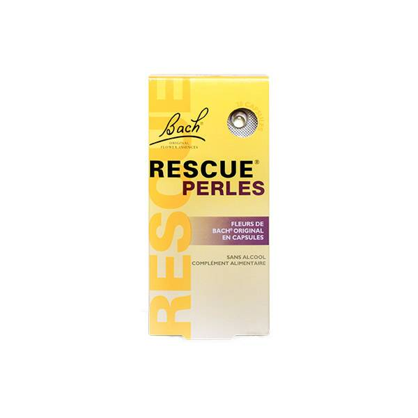 Rescue Perles 28 capsules