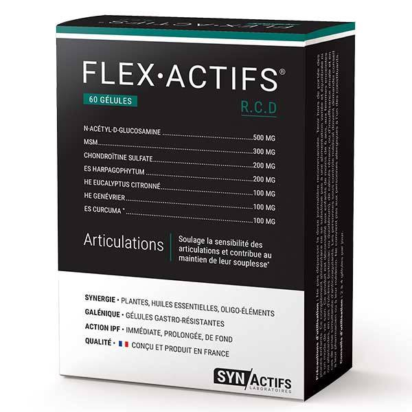 Synactifs Flexactifs Articulations 60 gélules