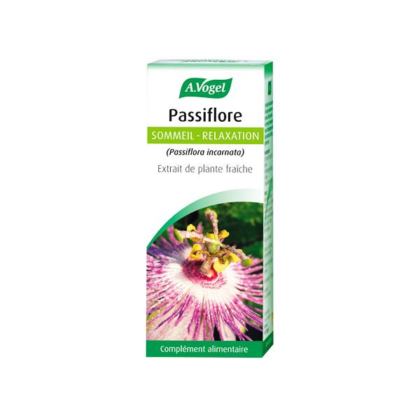 A.Vogel Passiflore Sommeil - Relaxation 50ml