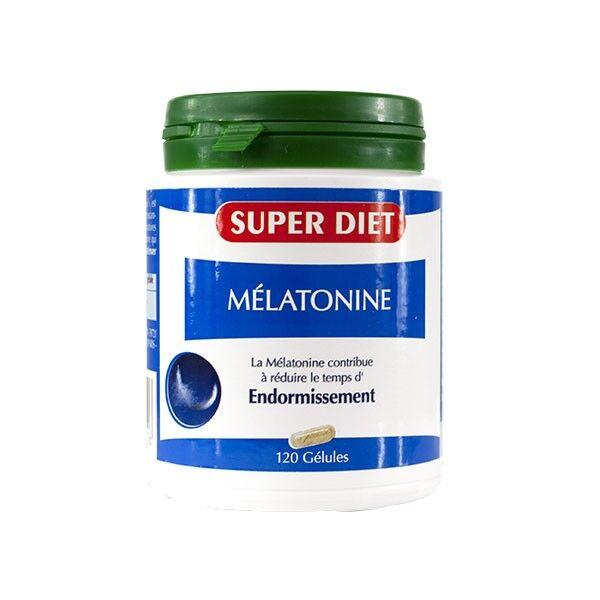 Super Diet Mélatonine - 120 gélules