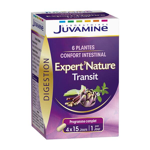 Juvamine Expert Nature Transit 60 gélules