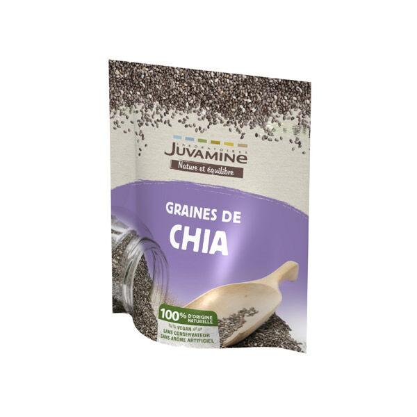 Juvamine Graines de Chia 200g