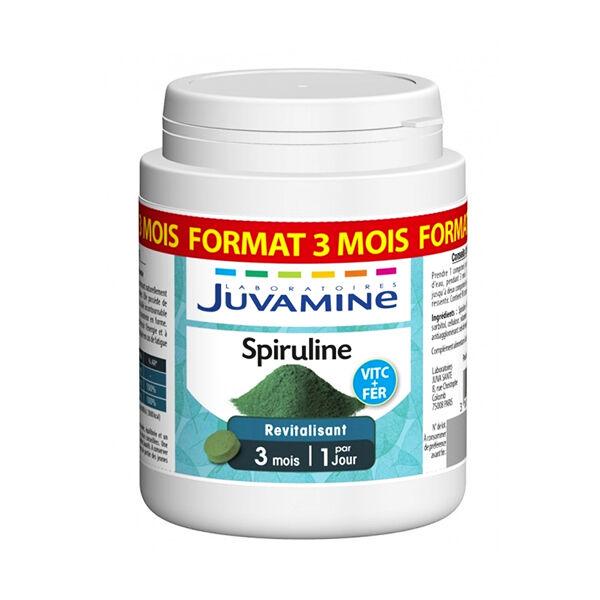 Juvamine Spiruline 90 comprimés