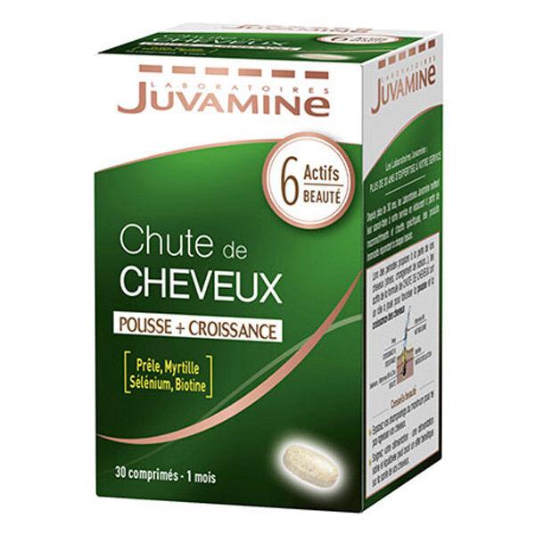 Juvamine Chute de Cheveux 30 comprimés