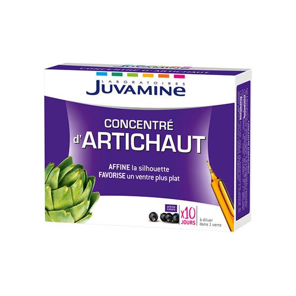 Juvamine Concentré d'Artichaut 10 ampoules