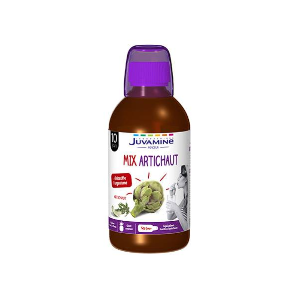 Juvamine Mix Artichaut 500ml