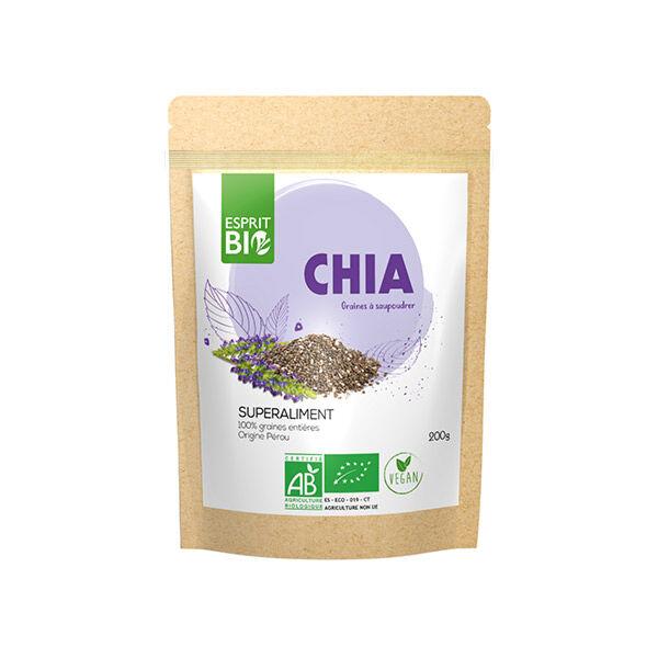 Esprit Bio Chia Graines 200g