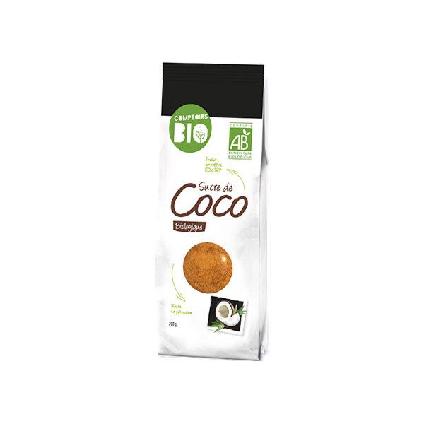 Comptoirs Bio Sucre de Coco 200g