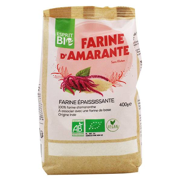 Esprit Bio Farine d'Amarante Bio 400g