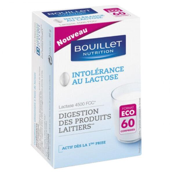 Bouillet Intolérance au Lactose Format Eco 60 comprimés