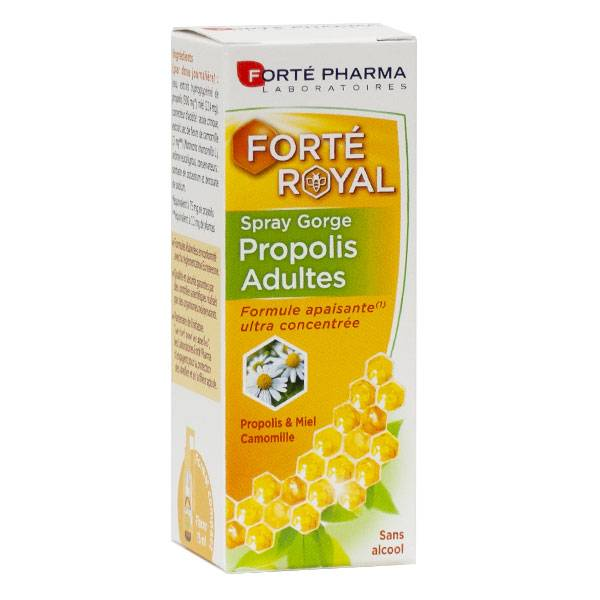 Forté Pharma Propolis Adulte Spray 15ml