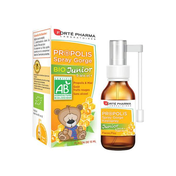 Forté Pharma Propolis Junior Spray 15ml