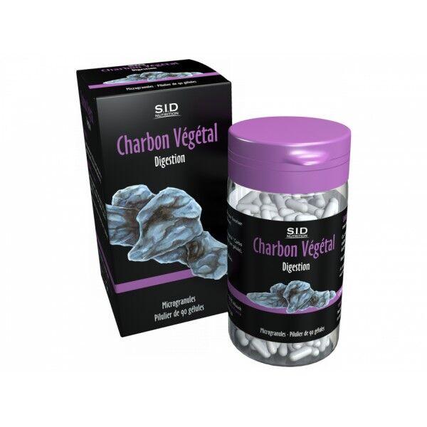 SID Nutrition Phyto Classics Charbon Végétal 90 gélules