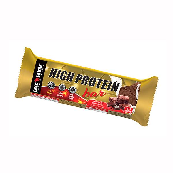 Eric Favre High Protein Barre Saveur Brownie 80g