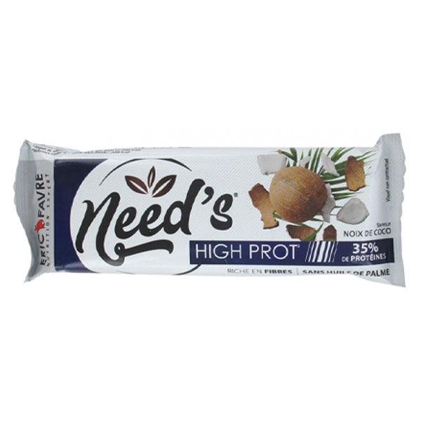 Eric Favre High Protein Barre Saveur Noix de Coco 60g