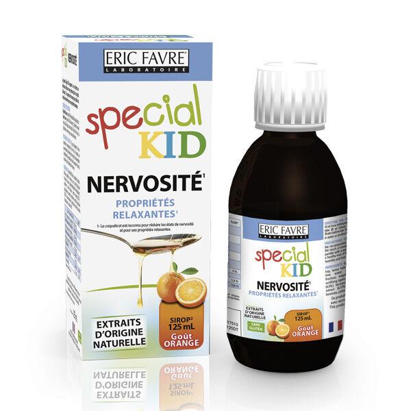 Eric Favre Special Kid Sirop Nervosité 125ml