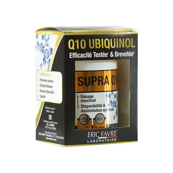 Eric Favre Q10 Ubiquinol 30 capsules