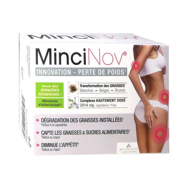 Les 3 Chênes Mincinov 60 comprimés