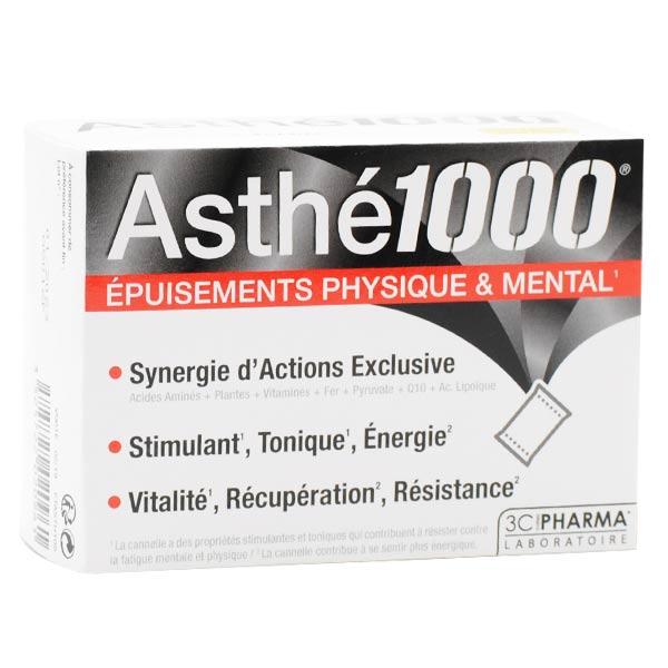 3C Pharma Asthé1000 10 sachets