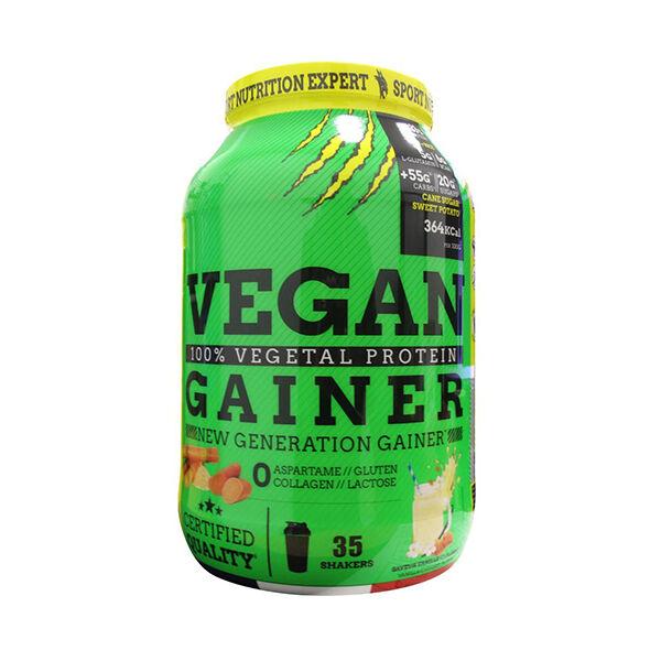 Eric Favre Gainer Vegan Vanille Caramel 2,1kg