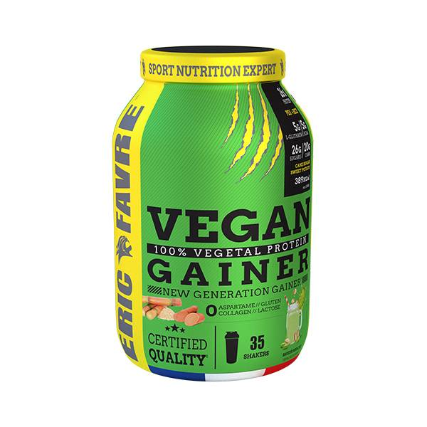 Eric Favre Gainer Vegan Pistache 2,1kg