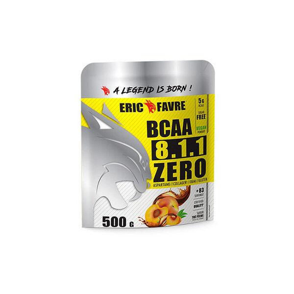 Eric Favre Vegan BCAA 8.1.1 Zero Thé Pêche 500g