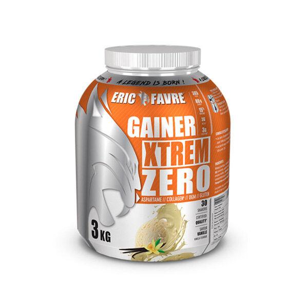 Eric Favre Gainer Xtrem Zero Vanille 3kg