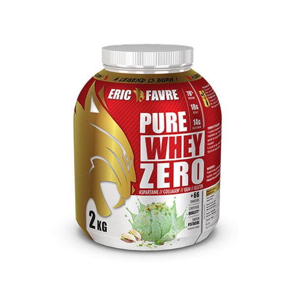 Eric Favre Pure Whey Zero Pistache 2kg