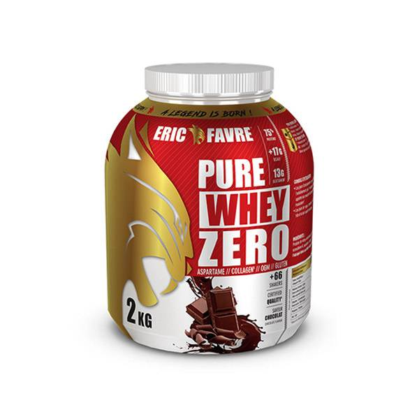 Eric Favre Pure Whey Zero Chocolat 2kg