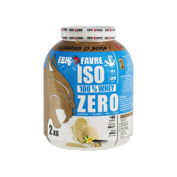 Eric Favre Iso Zero Vanille 2kg