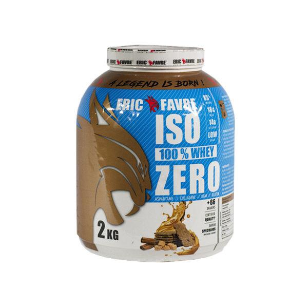 Eric Favre Iso Zero Spéculoos 2kg