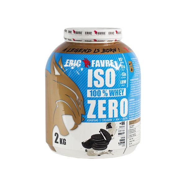 Eric Favre Iso Zero Cookies & Cream 2kg