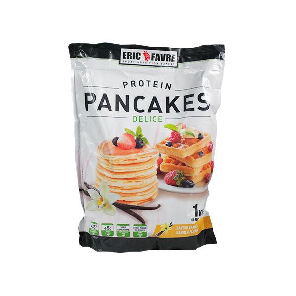 Eric Favre Protéines Pancakes Vanille 1kg