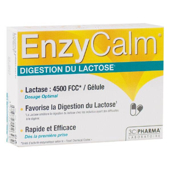 3 C Pharma 3C Pharma Enzycalm Digestion 30 gélules