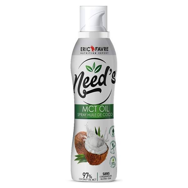 Eric Favre Need's MCT Oil Spray Coco 200ml
