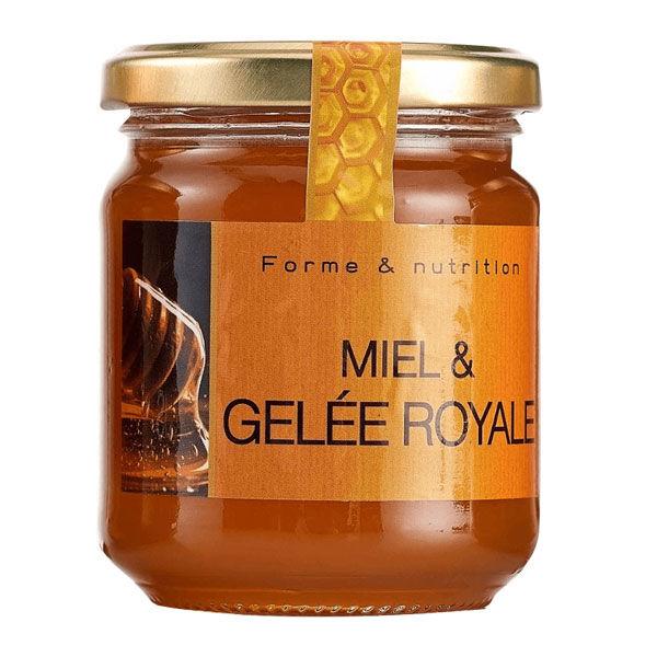 Agovie Miel et Gelée Royale 250g