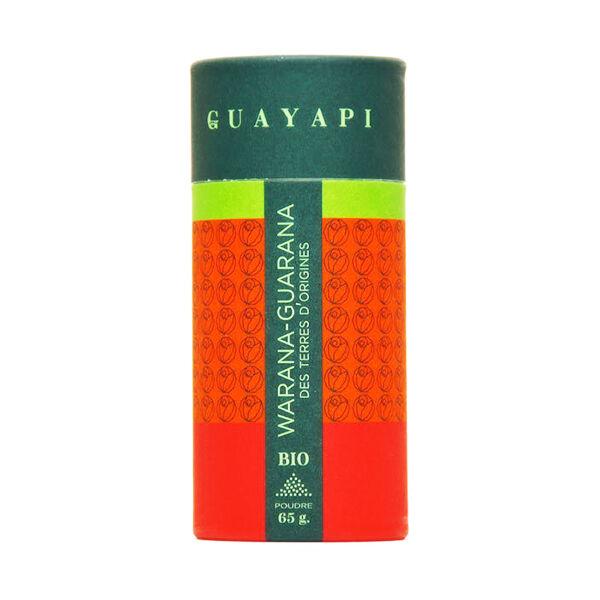 Guayapi Warana Guarana Bio poudre 65g
