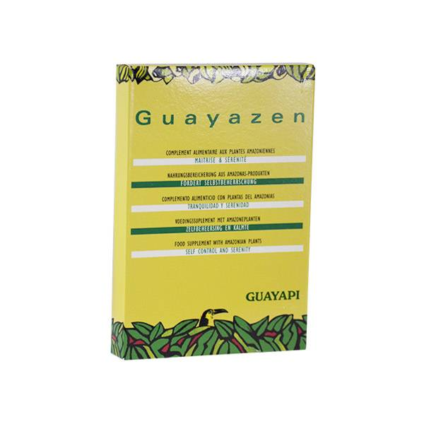 Guayapi Guayazen 10 ampoules